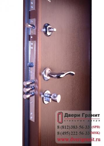прочные надежные железные входные двери