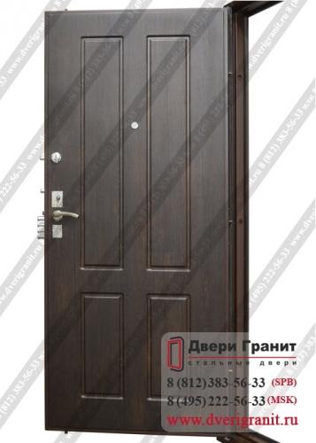 стальная дверь два листа стали 2мм