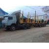 Седельный тягач КАМАЗ 54115 N с прицепом