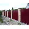 Строительство заборов в Челябинске и по области