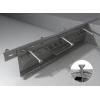 Деформационный шов Permaban AlphaJoint classic 4010TD6 в промышленных бетонных полах фабрики