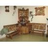 Мебель искусственного старения из дерева