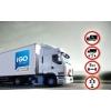Установка навигации для грузовых машин