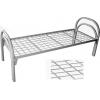Кровати металлические с сеткой из прокатной пружины для домов отдыха,  пансионатов,  санаториев