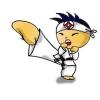 Каратэ kyokushinkai для детей от 3-х лет у вас дома