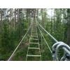 Построим веревочный парк на вашей территории