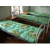 Пружинные кровати,  Кровати металлические для домов отдыха,  интернатов