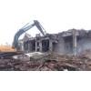 Демонтаж зданий. сооружений