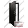 Надежная входная дверь Гранит Т3м