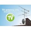 Установка телевизионных антенн