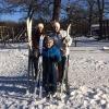 Лыжный прокат в Парке приключений ZaDoor