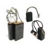 Щетки электрических машинмаркиГ,  ЭГ,  МГ,  М1,  МГС,  МГО,  СГО.  Щеткодержатели к ним