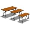Складные столы,  стулья и скамейки
