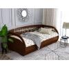 Угловая кровать «КАРУЛЯ-2»