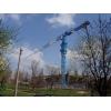 Аренда и услуги башенного крана в Воронеже